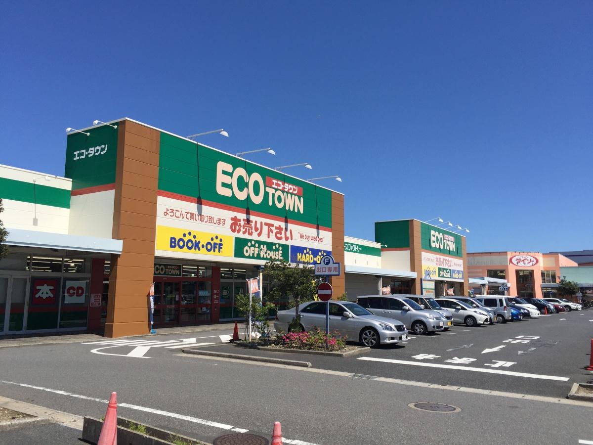 ミハマニューポートリゾート エコタウン - ちばみなとjp (小ネタ No.391)